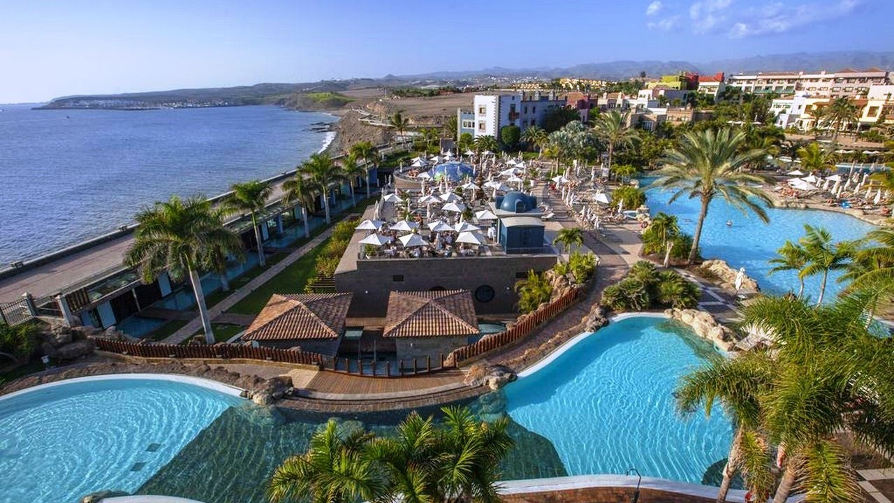 Top5 Recommended Hotels in Meloneras, Gran Canaria, Canary Islands, Spain