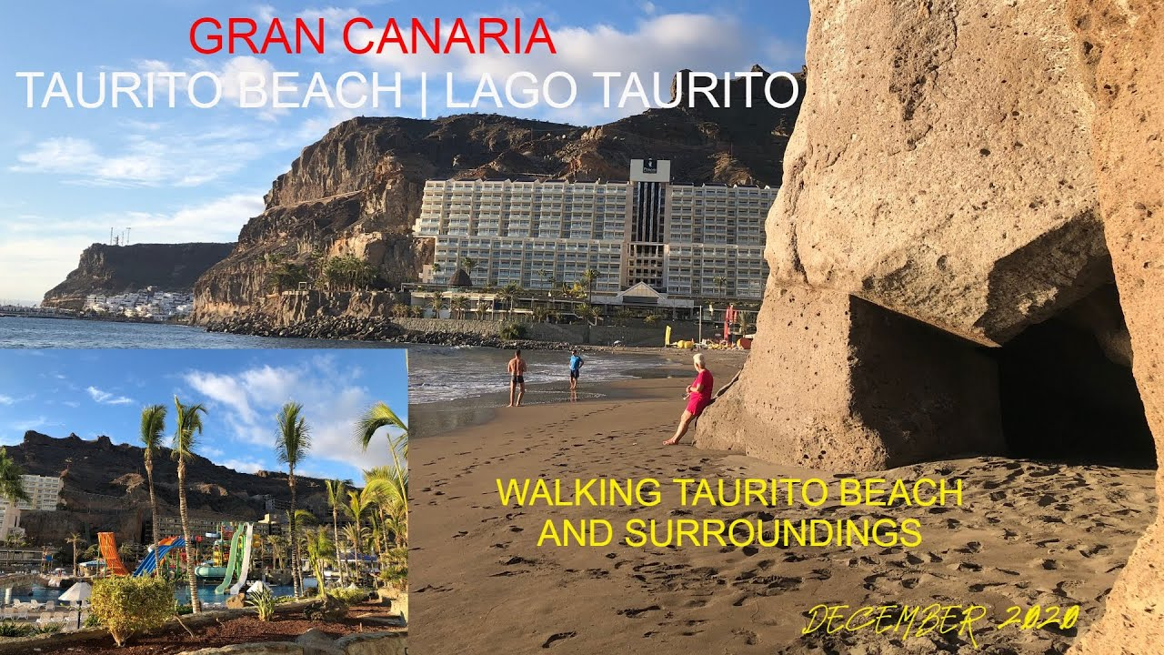 GRAN CANARIA !! TAURITO WALKING TOUR !! WALKING TAURITO BEACH AND SURROUNDINGS !! DECEMBER 2020.