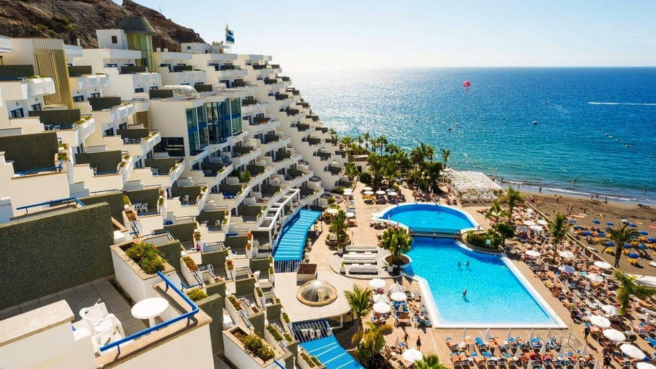 Top10 Recommended Hotels in Taurito, Gran Canaria, Canary Islands, Spain